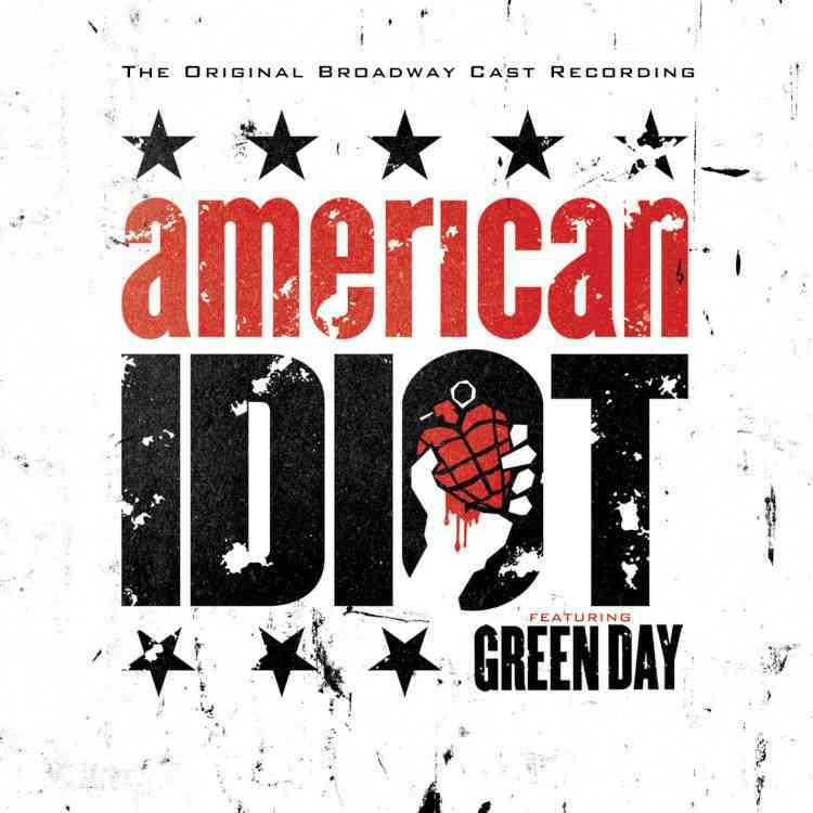 AMERICAN IDIOT (OCR) BY GREEN DAY (CD)